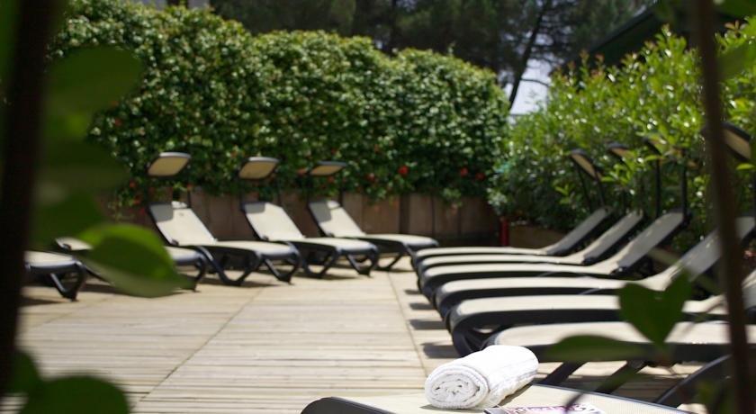 Ambasciatori Place Hotel - Terrazza