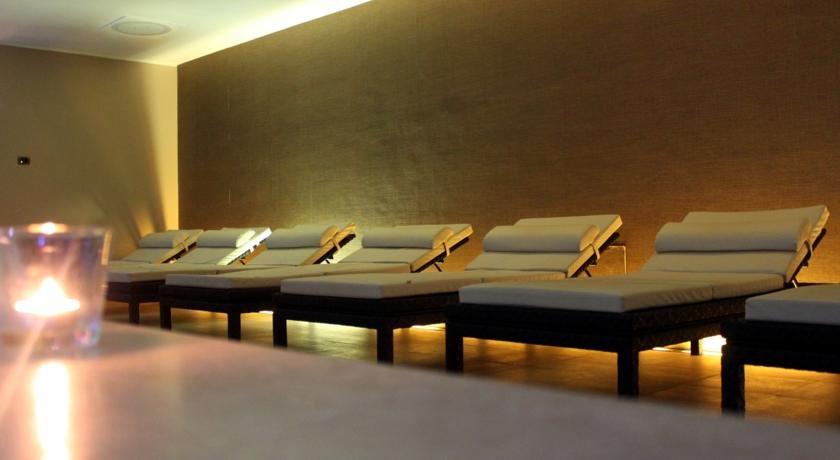 Ambasciatori Place Hotel - Area relax