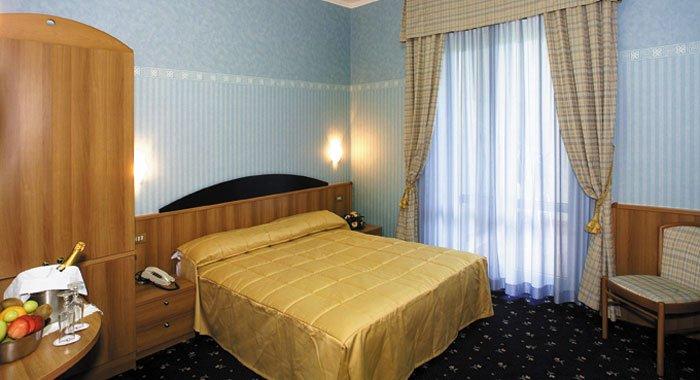 Hotel Capri - Una camera